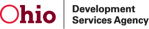 Ohio Development Services Agency logo