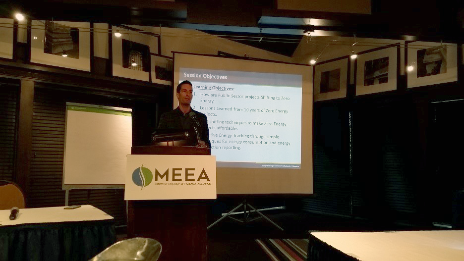 Tony Hans, from CMTA provides examples on how his firm builds cost-effective net-zero public commercial buildings, helping the public sector make sound investments during new construction.