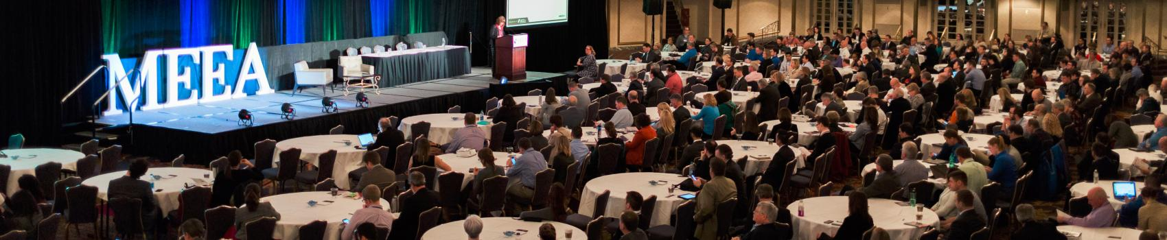 MEEA members attend the Midwest Energy Solutions Conference