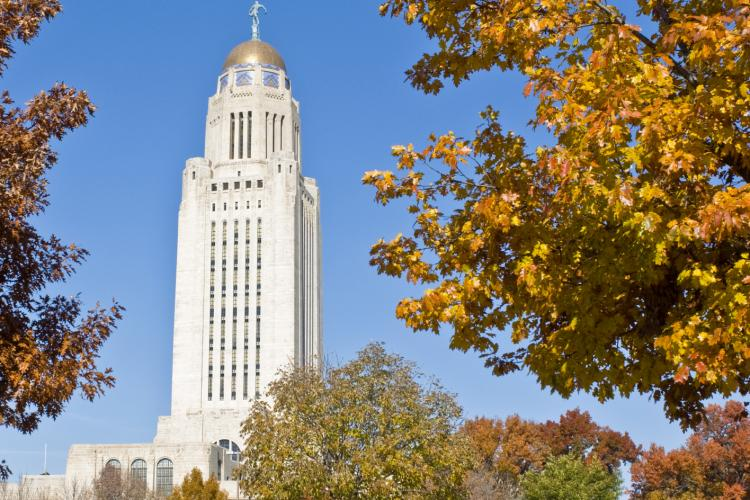 Nebraska legislature building