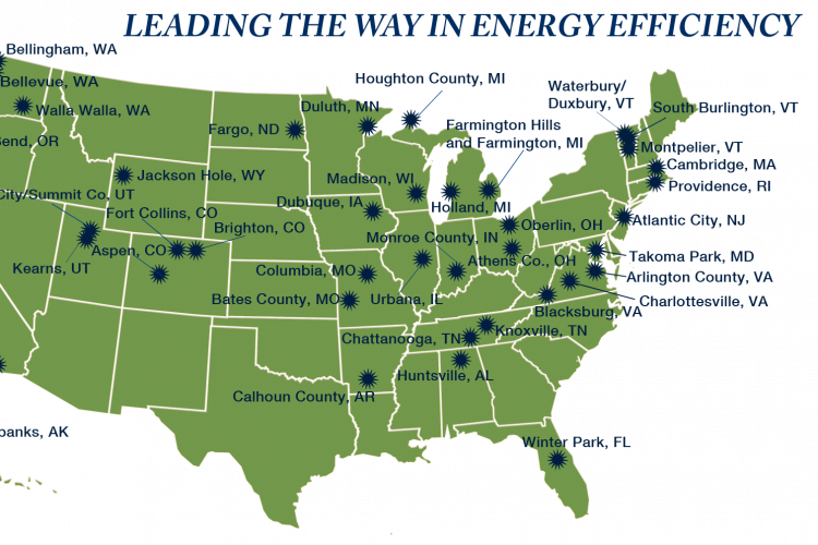 energy prize map