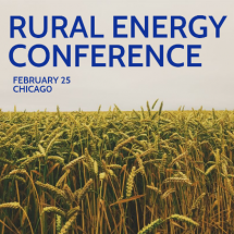 Rural Energy Conference graphic