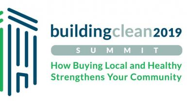 building clean summit header